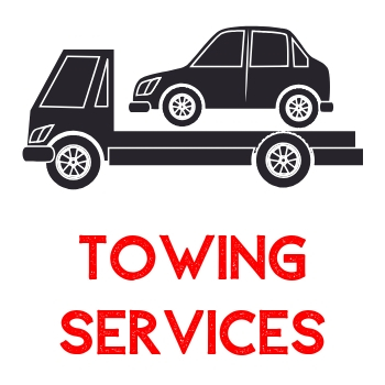 Call Reino's Towing today and get back on the road fast!